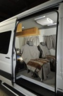 Customized luxury vehicles - Dog Van