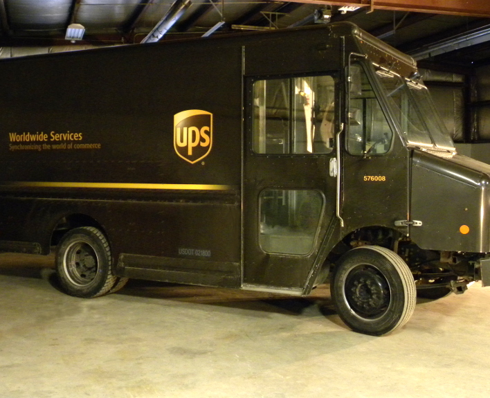 Fleet Services for UPS